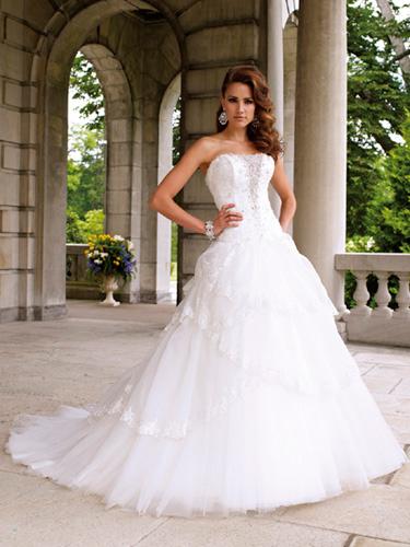 Vestido de Noiva - 112218