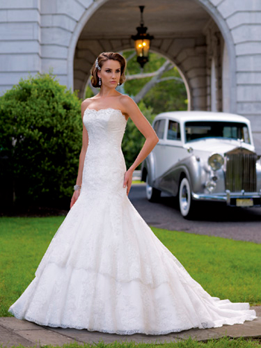 Vestido de Noiva - 113208