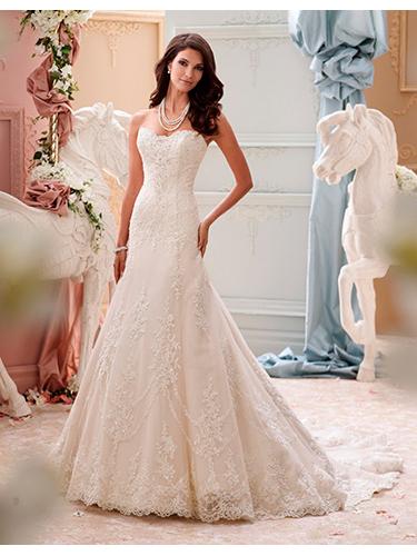 Vestido de Noiva - 115245