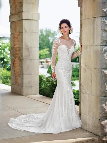 Vestido de Noiva - 117180