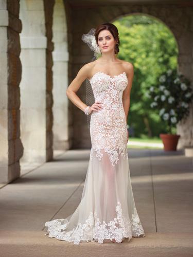 Vestido de Noiva - 117197