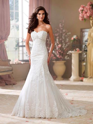 Vestido de Noiva - 214217