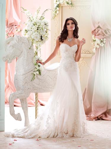 Vestido de Noiva - 215267