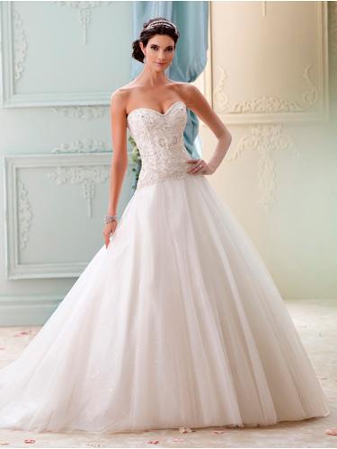 Vestido de Noiva - 215273