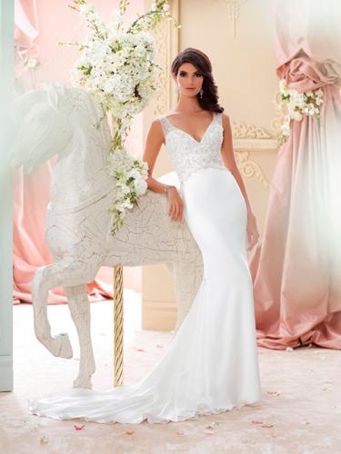 Vestido de Noiva - 215276