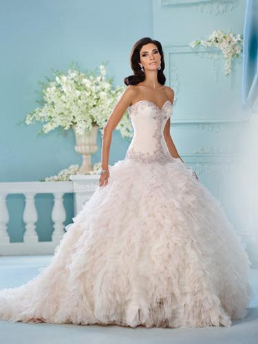 Vestido de Noiva - 216260