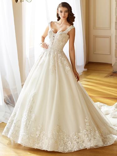 Vestido de Noiva - 217202