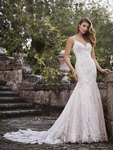 Vestido de Noiva - 218216