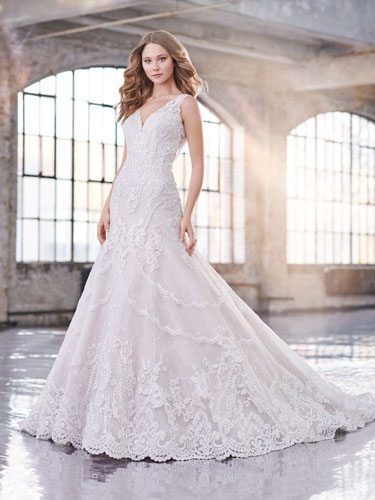 Vestido de Noiva - 219206