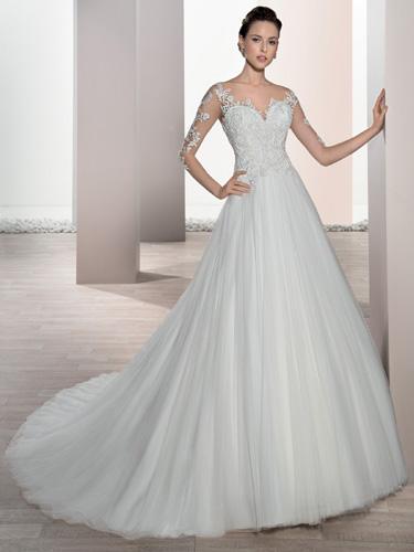 Vestido de Noiva - 676