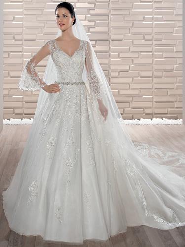 Vestido de Noiva - 681