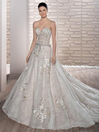 Vestido de Noiva - 689