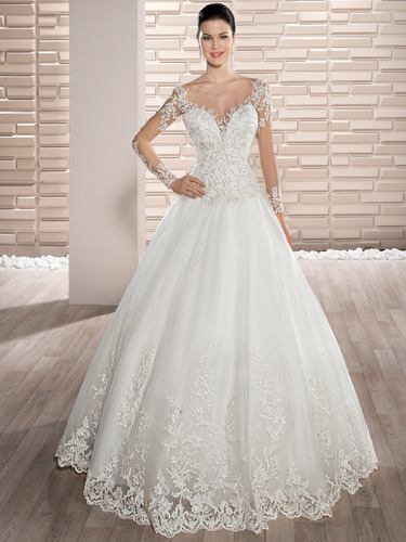 Vestido de Noiva - 729