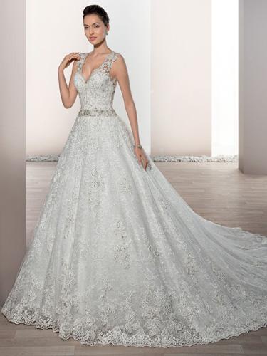 Vestido de Noiva - 730