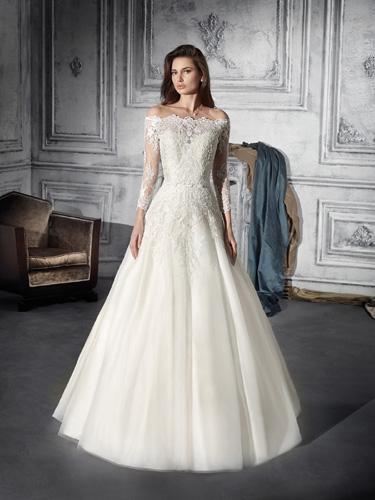 Vestido de Noiva - 734