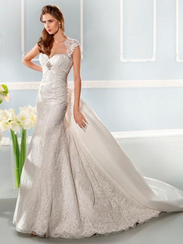 Vestido de Noiva - 7643