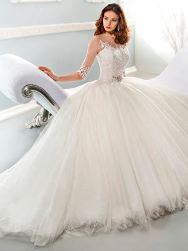 Vestido de Noiva - 7653