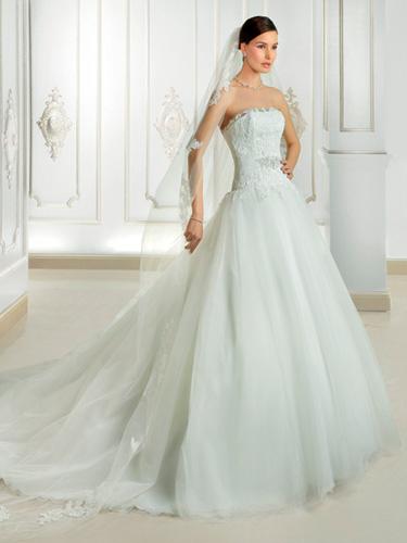 Vestido de Noiva - 7729