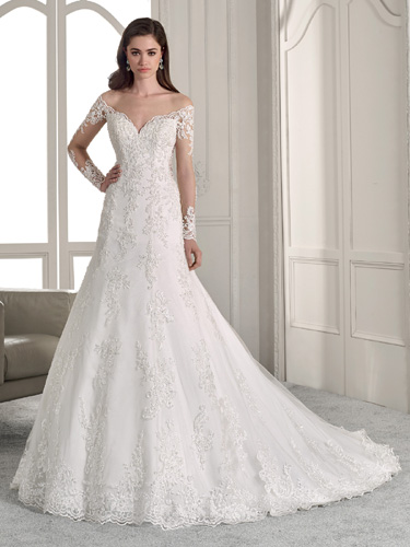 Vestido de Noiva - 841