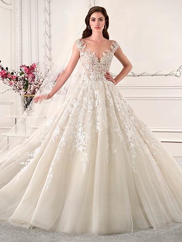 Vestido de Noiva - 873