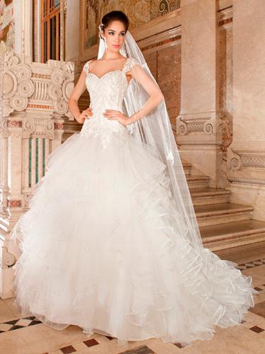 Vestido de Noiva - GR270