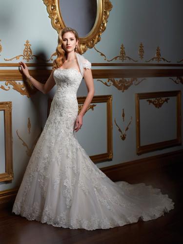 Vestido de Noiva - J21321