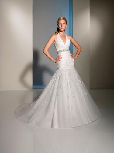 Vestido de Noiva - Y11209