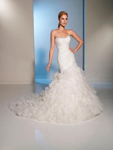 Vestido de Noiva - Y11212