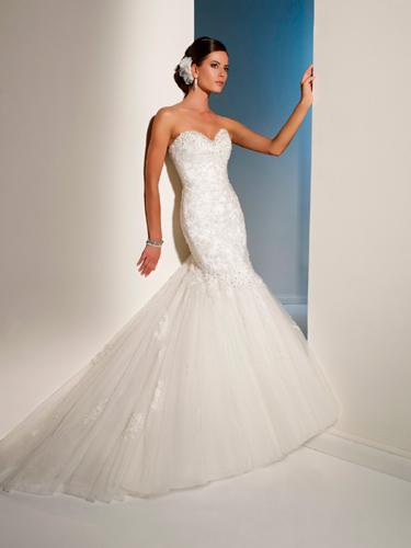 Vestido de Noiva - Y11215