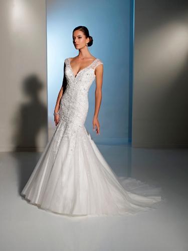Vestido de Noiva - Y11220