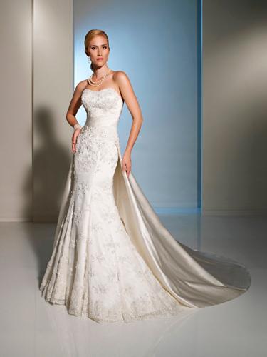 Vestido de Noiva - Y11221