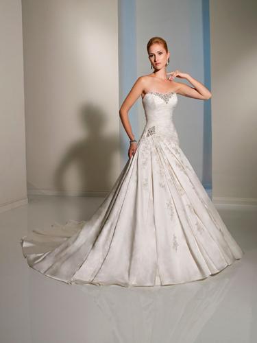 Vestido de Noiva - Y11228