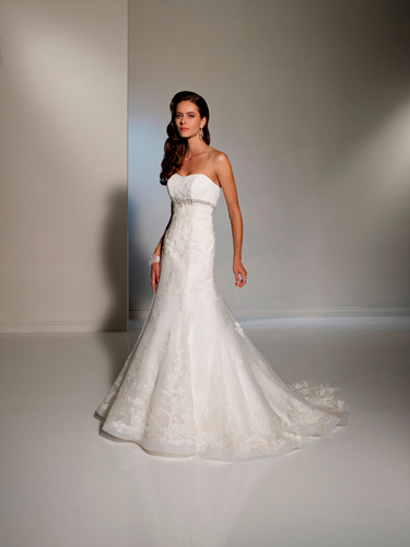 Vestido de Noiva - Y11229