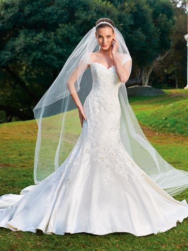Vestido de Noiva - Y11316