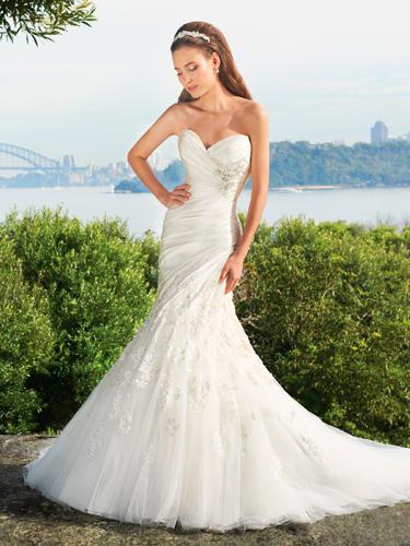 Vestido de Noiva - Y11317