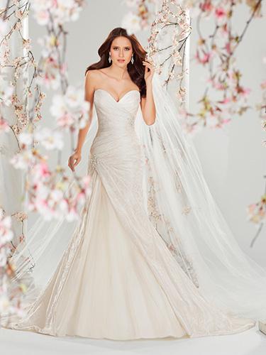 Vestido de Noiva - Y11401
