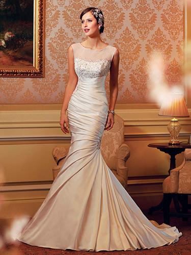 Vestido de Noiva - Y11405