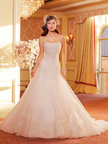 Vestido de Noiva - Y11411