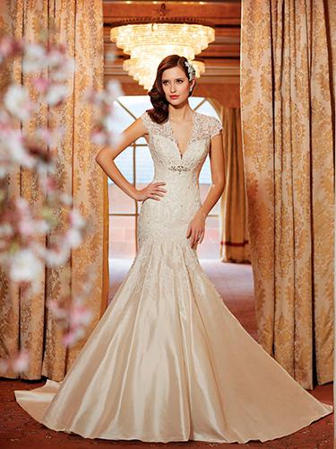 Vestido de Noiva - Y11413