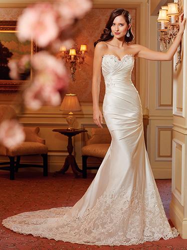 Vestido de Noiva - Y11414