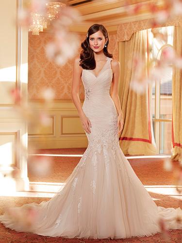 Vestido de Noiva - Y11418
