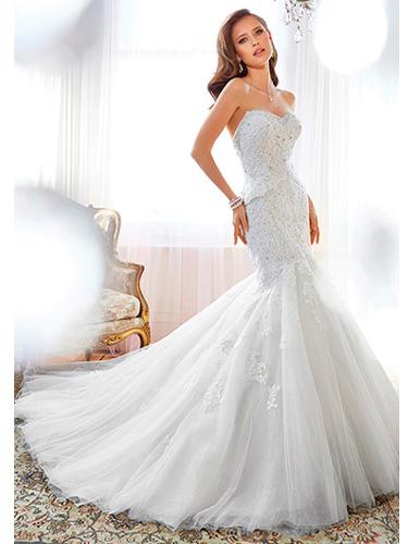 Vestido de Noiva - Y11553