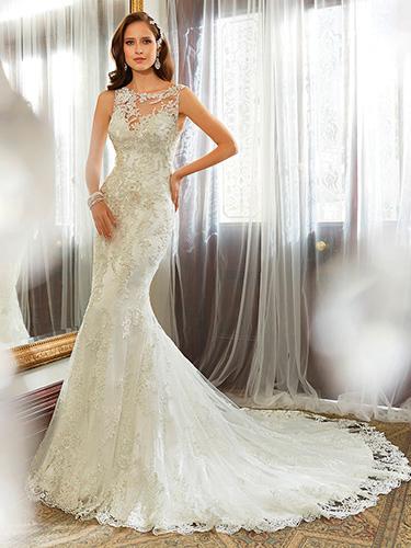 Vestido de Noiva - Y11557