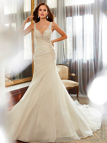 Vestido de Noiva - Y11559