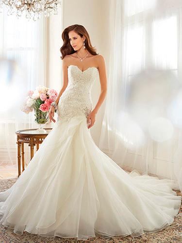 Vestido de Noiva - Y11563