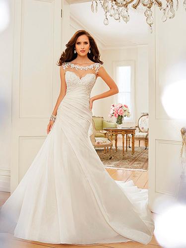 Vestido de Noiva - Y11568