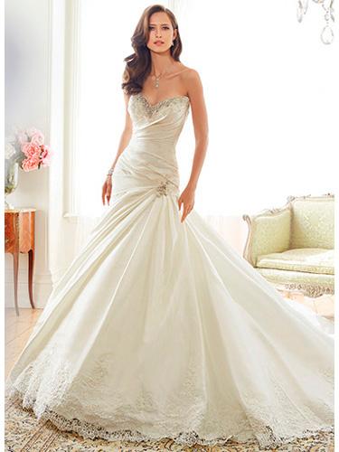 Vestido de Noiva - Y11571