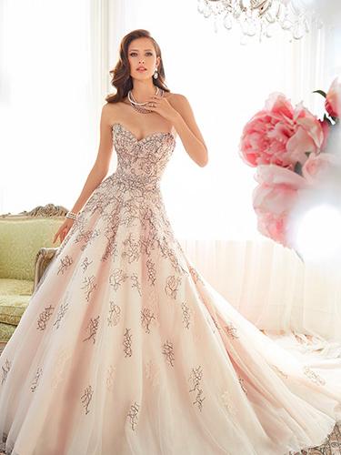 Vestido de Noiva - Y11576