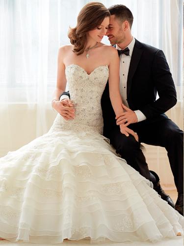 Vestido de Noiva - Y11628
