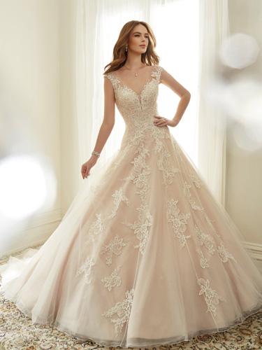 Vestido de Noiva - Y11705